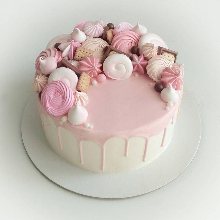 Simple Cake Decorations For Beginners - TORTEN | Kuchen ...