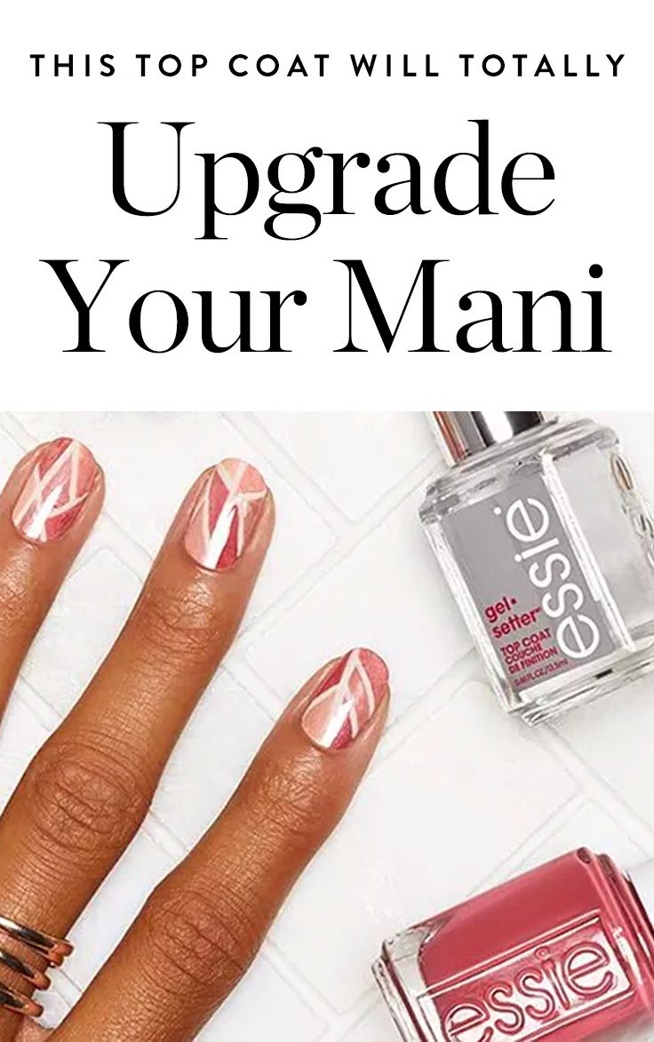 This Top Coat Is Kind of the Best Thing That\'s Ever Happened to Our ...