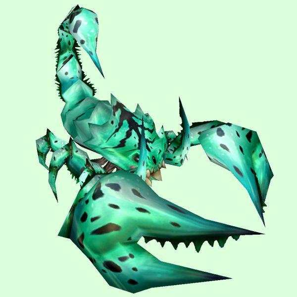 Green Scorpid | World of Warcraft | World of warcraft, Green