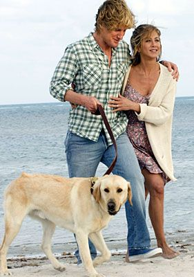 Marley And Me Get The Tissue The Big Screen Movies Marley Me