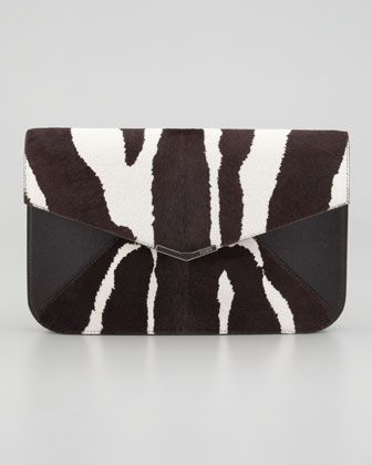e9e0c0371531 2Jours Calf Hair Clutch Wristlet Bag by Fendi at Bergdorf Goodman. Must  Have. My  clutch overfloweth .