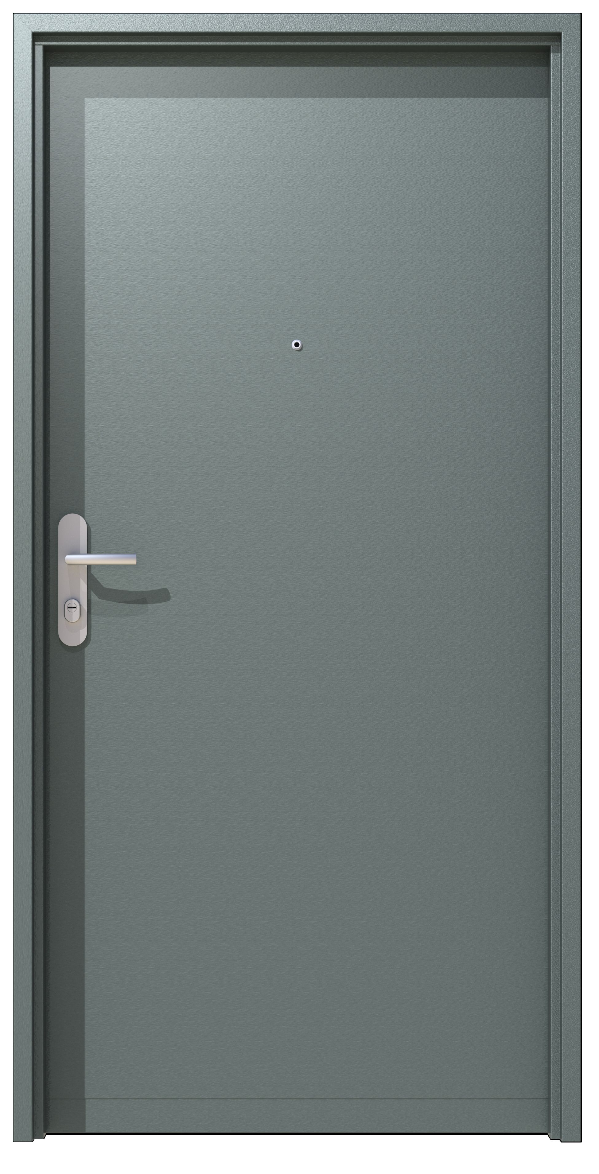 dor security is the basic exterior door by reshafim the