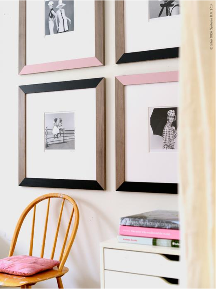 Ikea Picture Frame Hack