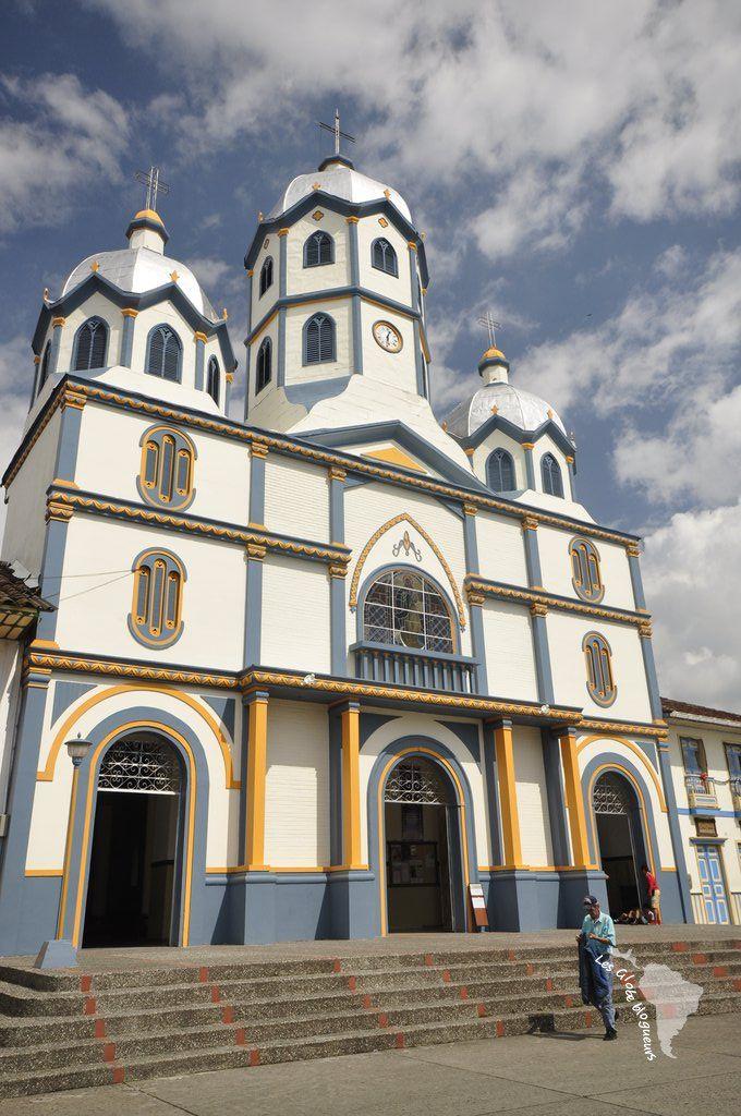 Cathédrale de Filandia coilombie