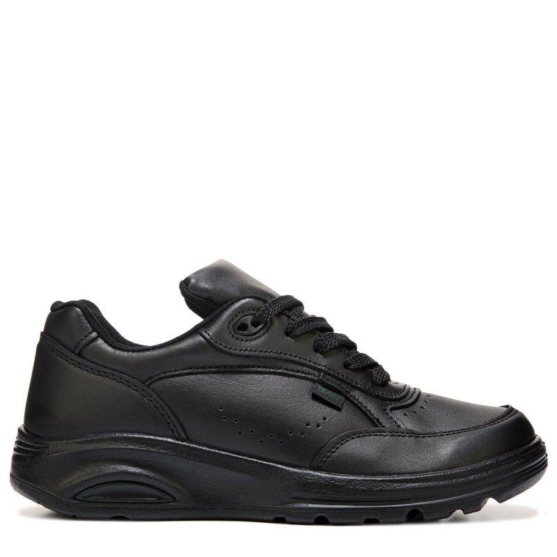 Black · New Balance Women's 706 Narrow/Medium/Wide Walking Shoes (Black  Leather) -