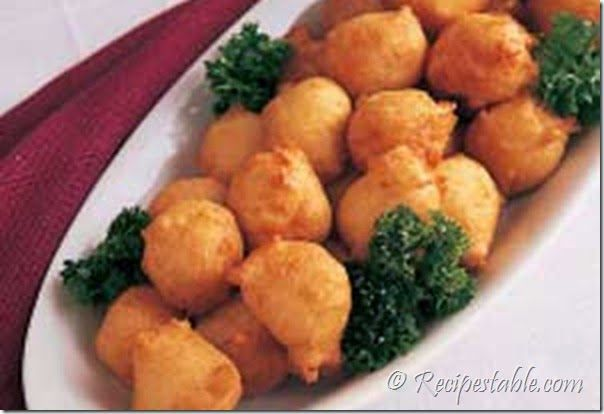 Potato puffs is one recipe that can be your appetizer, side dish or snack. Your kids will simply love it. Must Try this Potato Puffs Recipe By Shireen Anwar!!