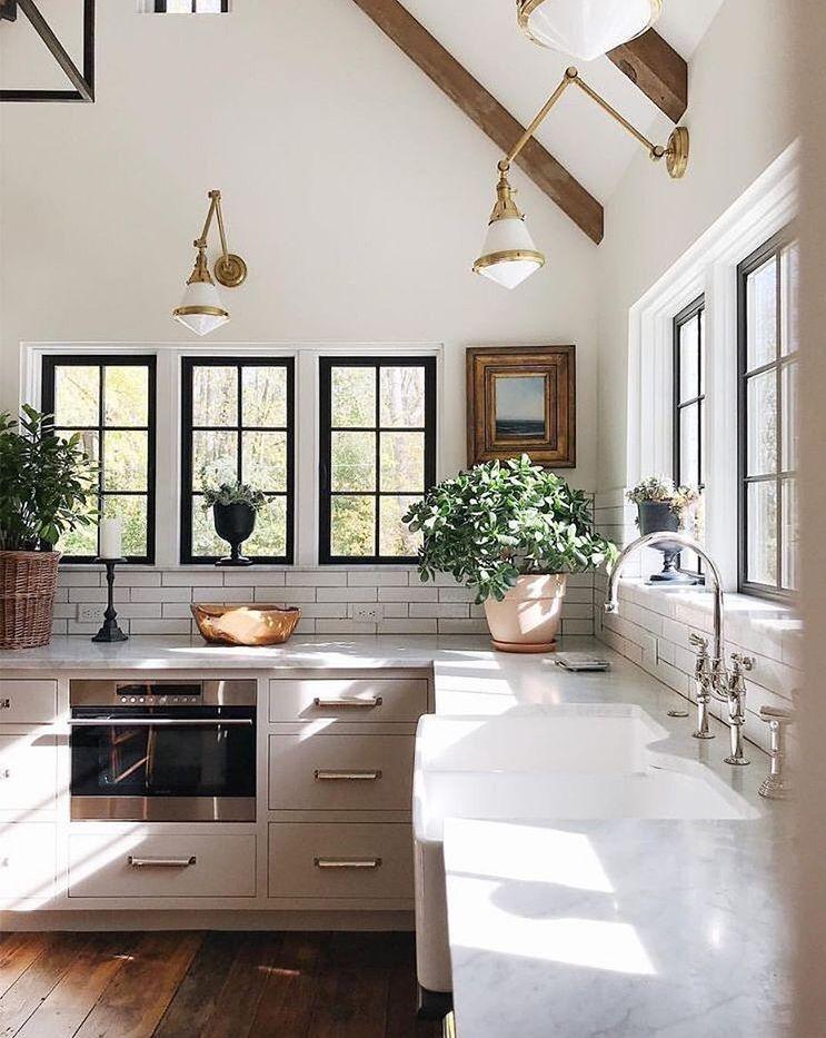 Cuisine Moderne Dans Maison En Pierre: Épinglé Par Nicole & Dianne Sur Kitchen & Cooking