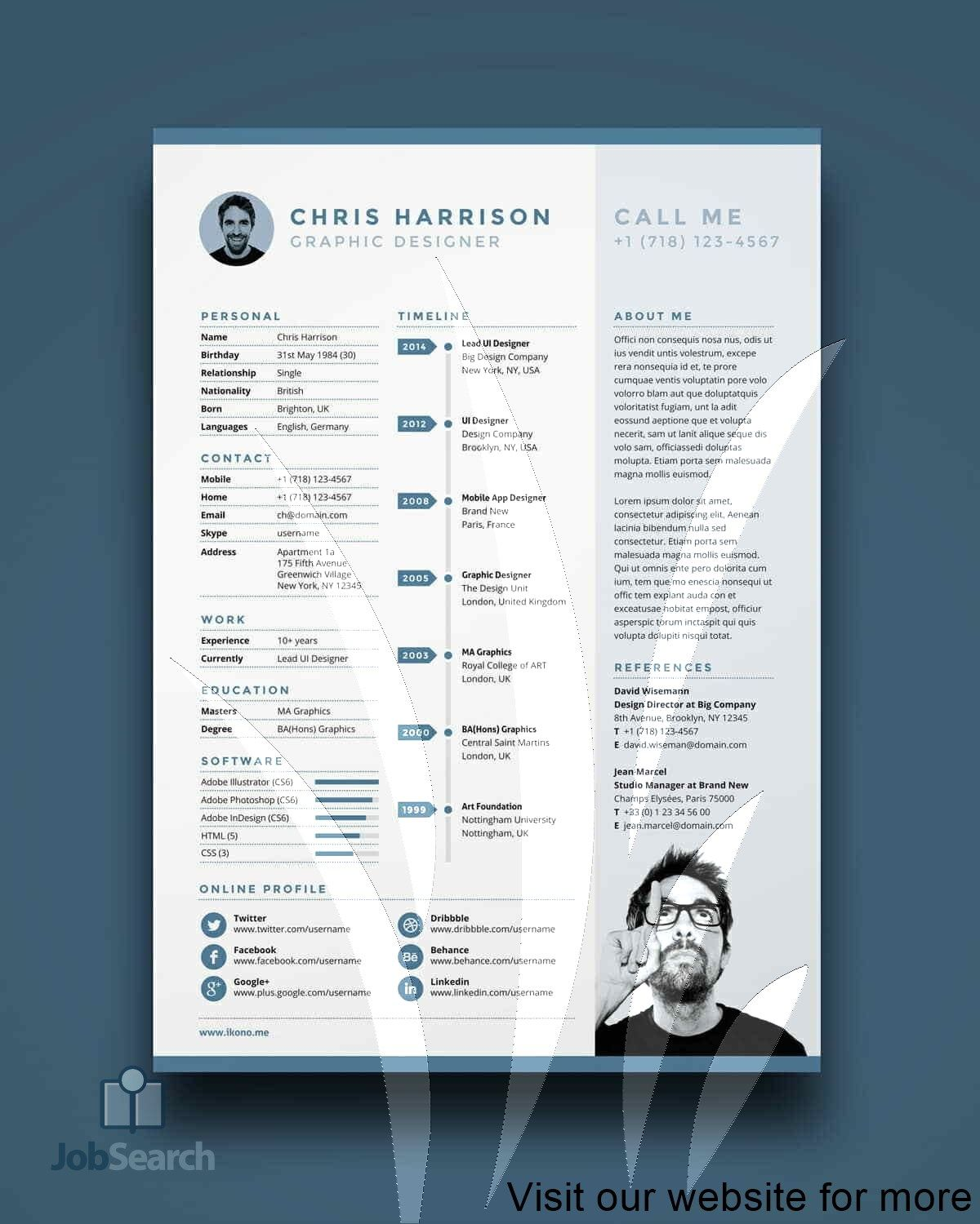 Resume Builder Linkedin Professional In 2020 With Images