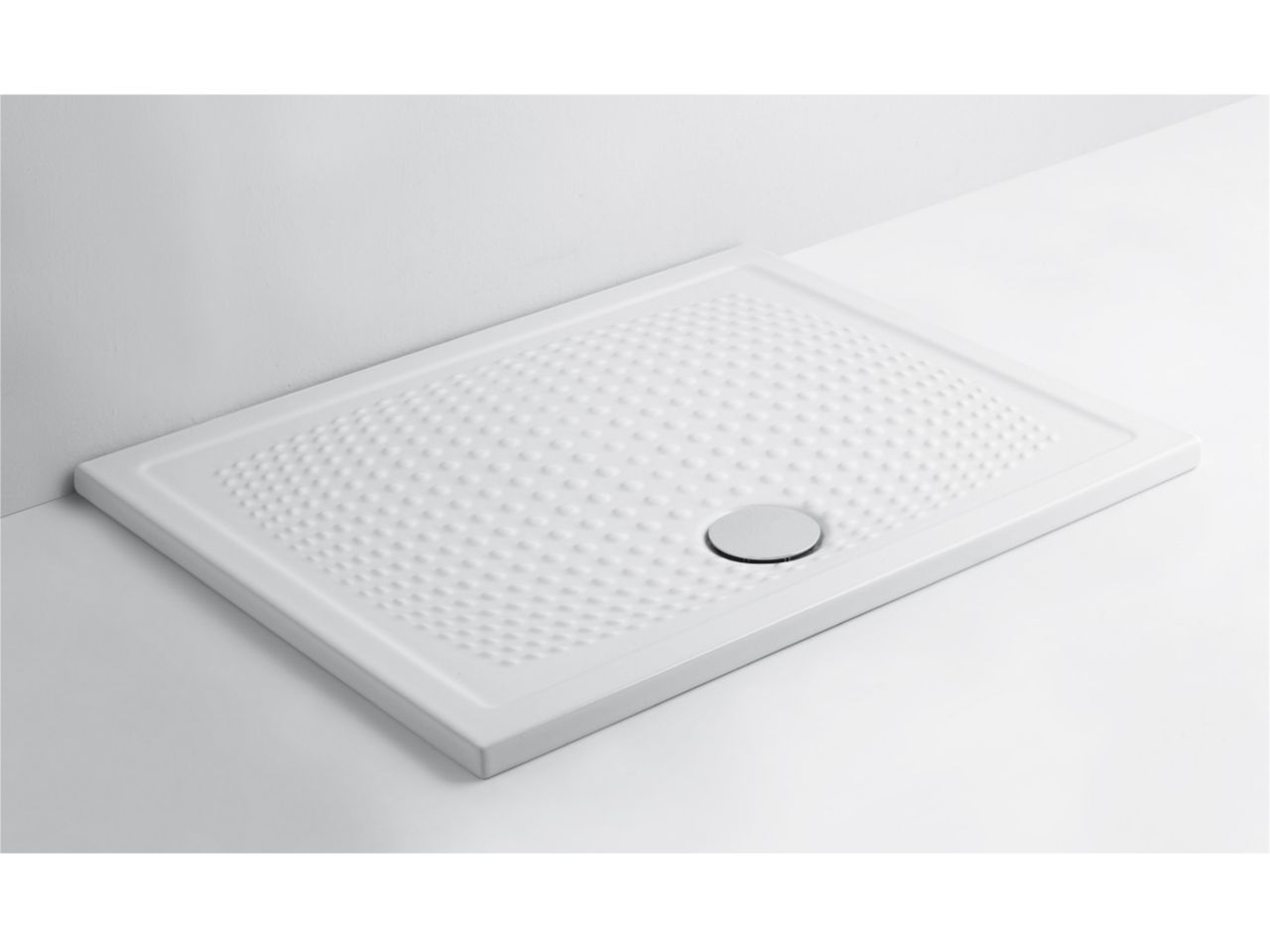 Piatto doccia energy 70x120xh3 5 bianco venduto da for Doccia iperceramica