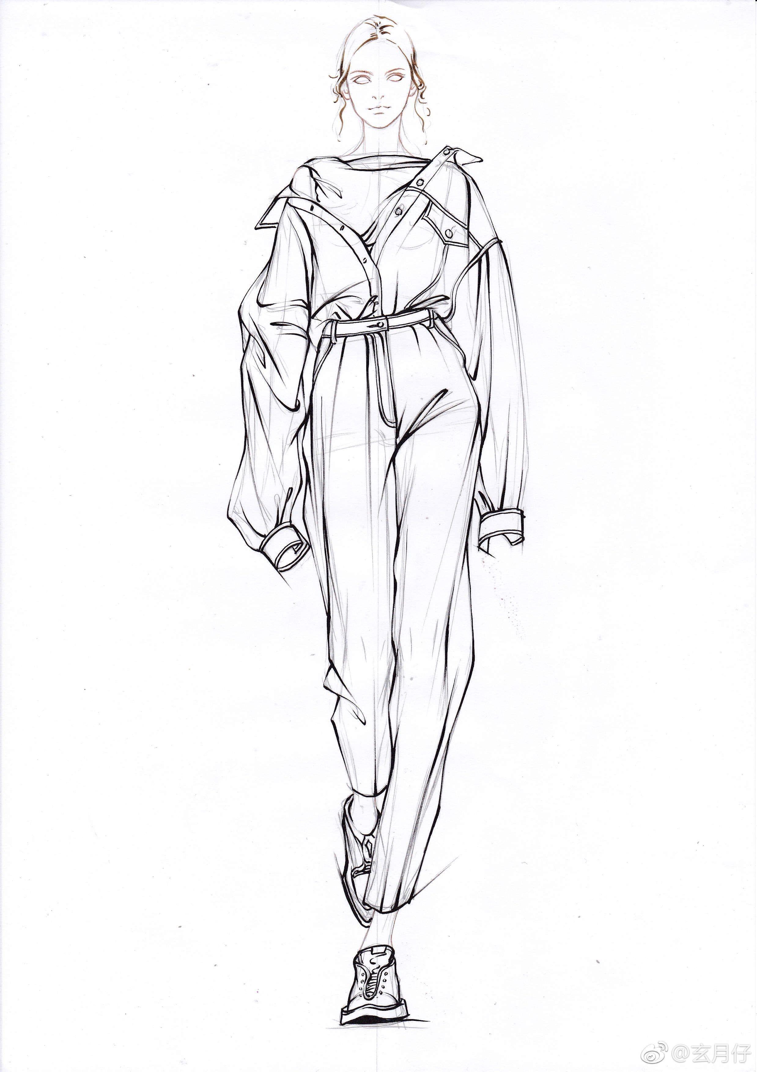 Photo of Illustration – Passt zu gehören eigenen Stil gehört zu stundenlanger Vorbereitung …
