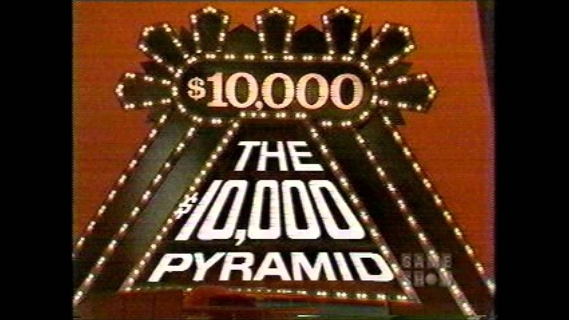 Game Show Music The 10,000/20,000/50,000 Pyramid