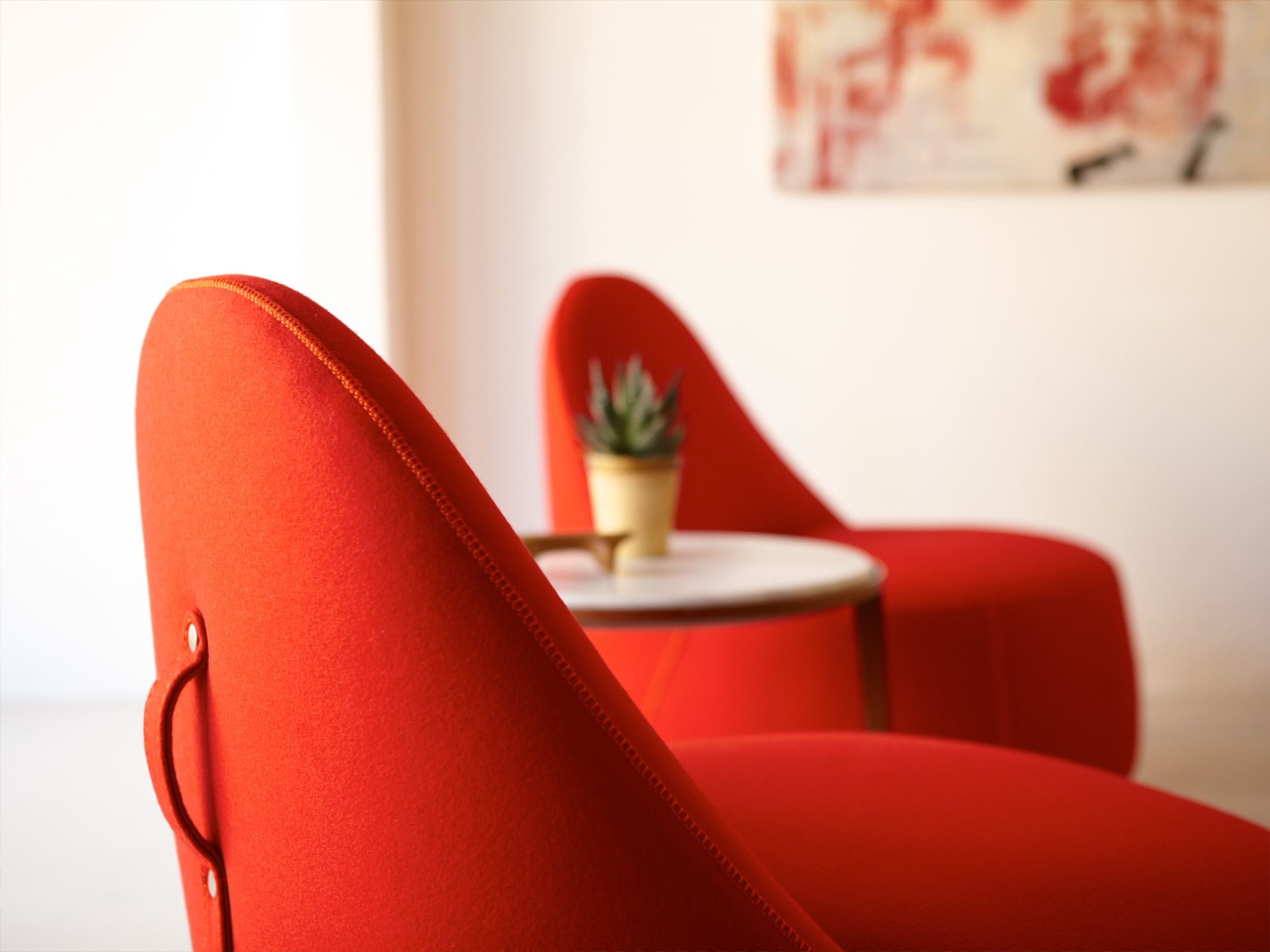 Delightful Mitt Chair   Claudia + Harry Washington For Bernhardt Design
