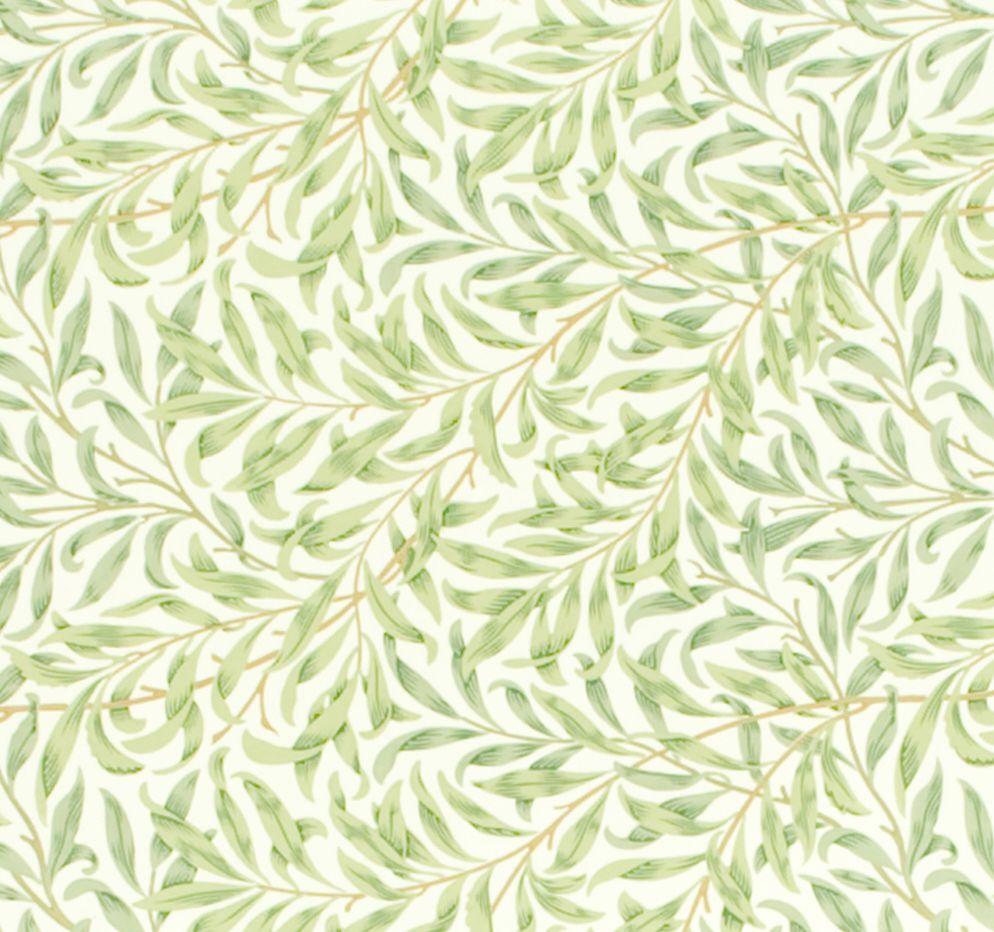 """Willow Bough"" / Ramas de sauce / William Morris design / Morris & Co / Museo Nacional de Artes Decorativas"