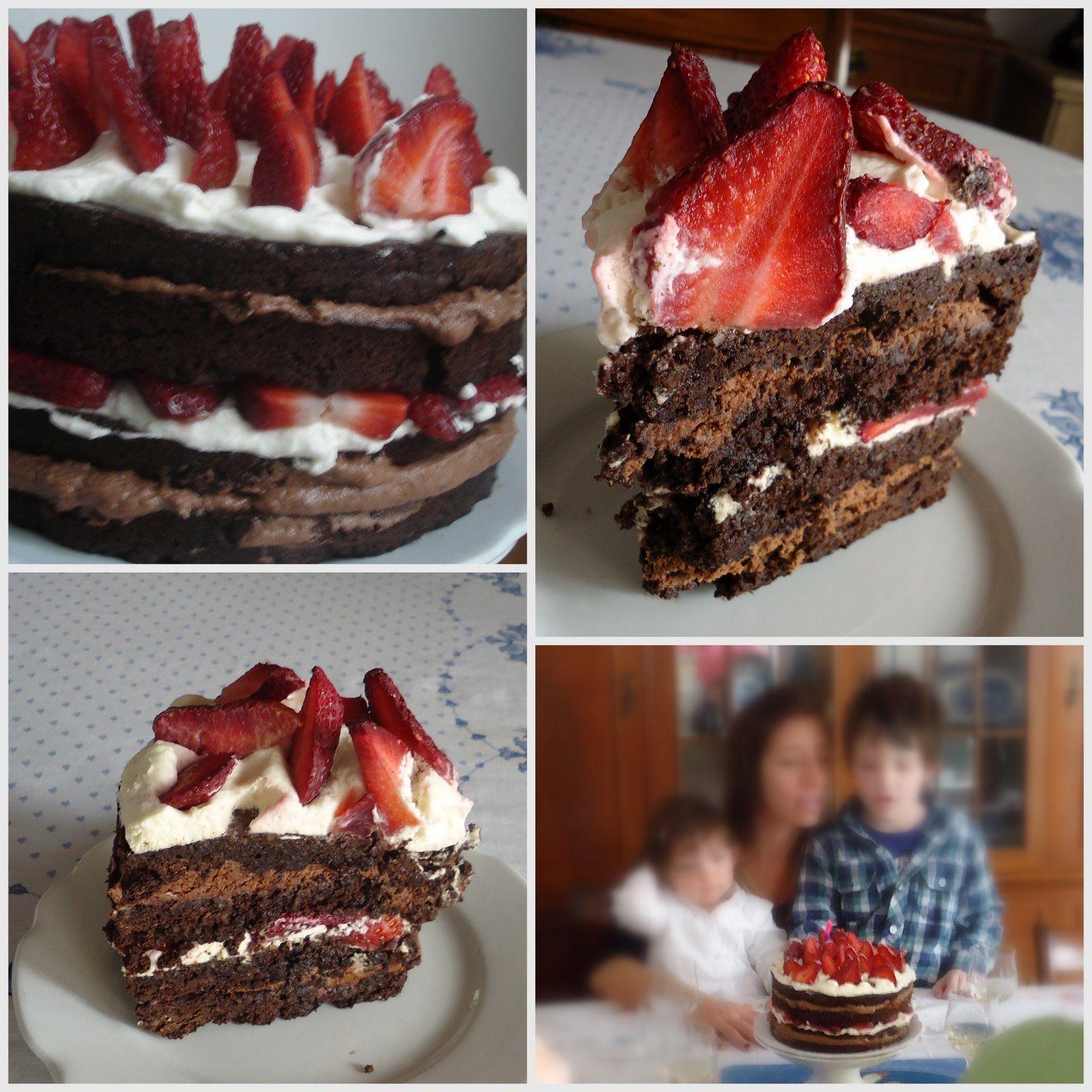 Todo caserito: tortas