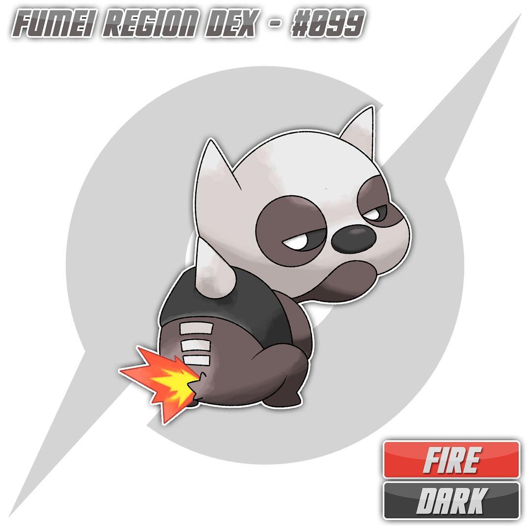 "1,065 Likes, 23 Comments - Fumei Region Pokedex (@extrophdex) on Instagram:  ""Lupyre, the Wild Dog Pokemon [Fire/Dark] Lupyr… | Dog pokemon, Pokemon, Pokemon  pokedex"