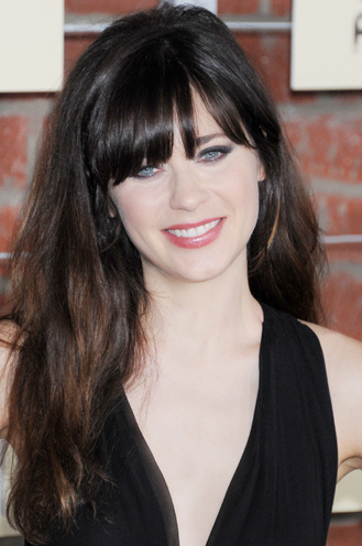 Bang Hairstyles Adorable Deschanel Is The Unproclaimed Queen Of Bang Hairstyles And Her