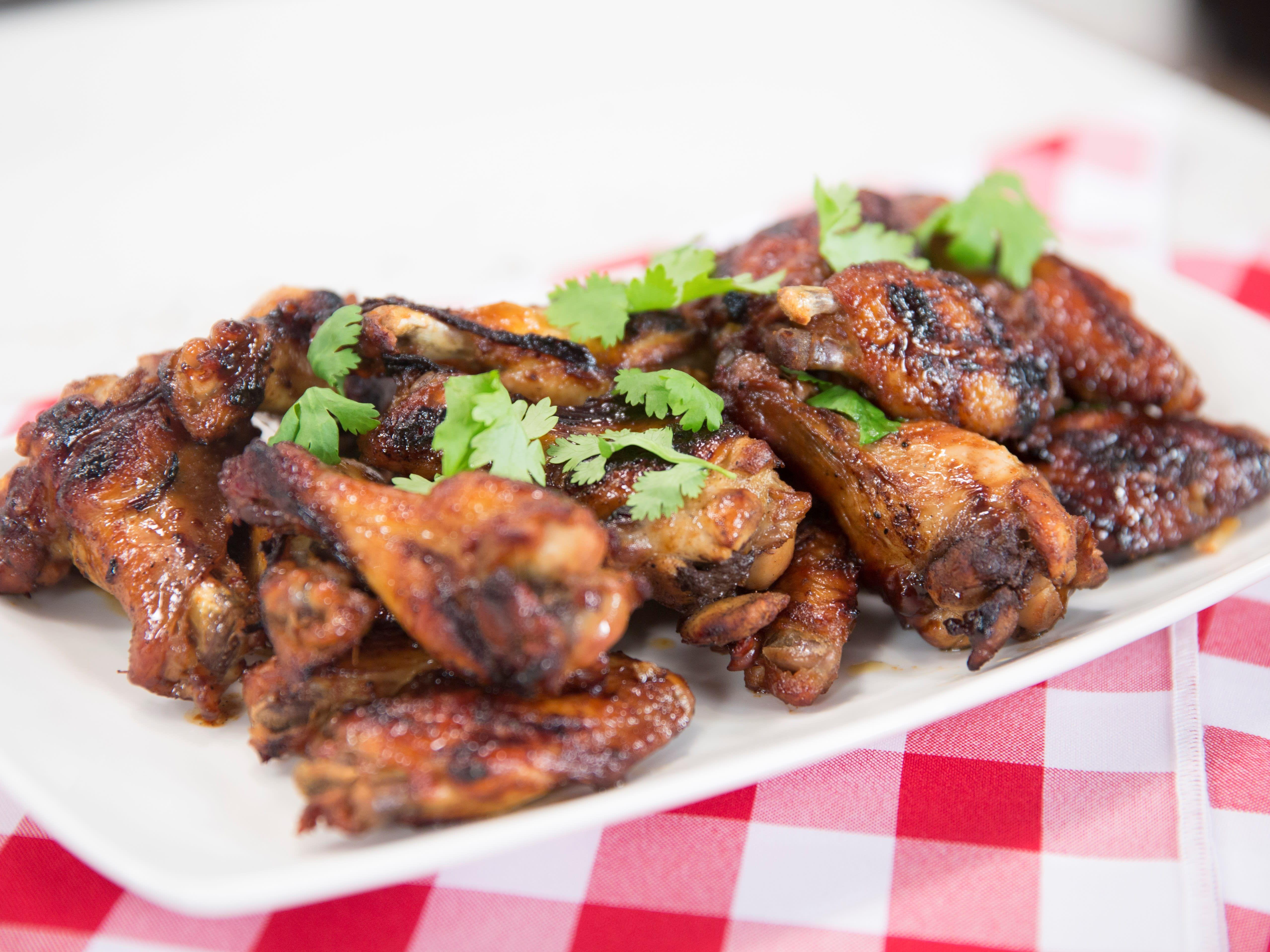 Filipino grilled chicken wings recipe grilled chicken