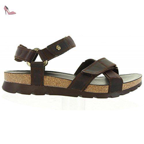 Sandales pour Femme PANAMA JACK SALLY BASICS B1 NAPA BLANCO LmBli9ow2i