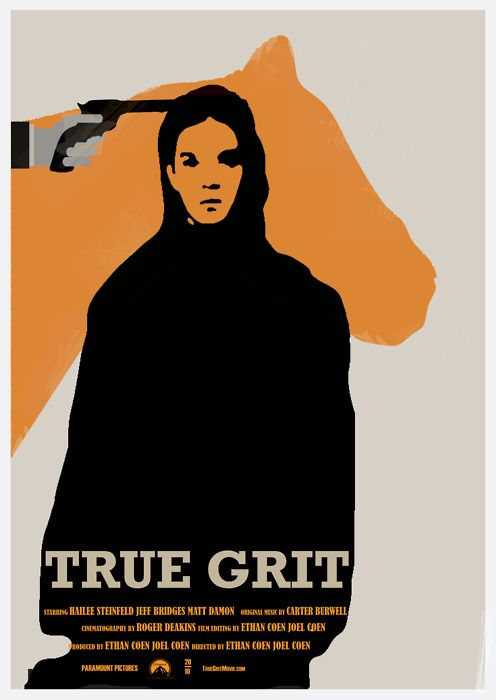 true grit by the coen brothers 2010 movies pinterest