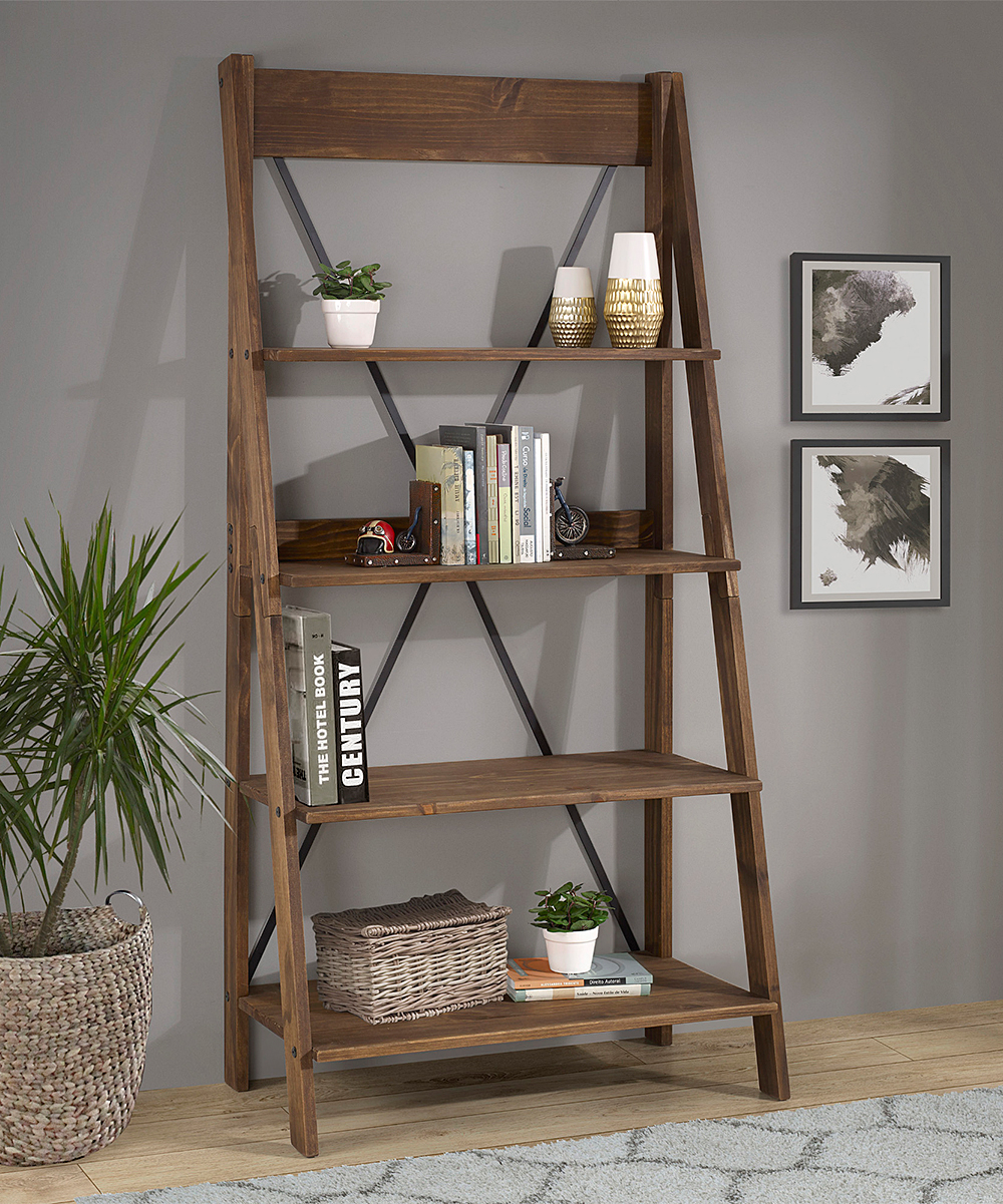 Rustic Wood Cool Retail Bookcase Floating Shelves Store Unique Displays Love This Book Case Would Be Great For Shelves Home Room Design Home Decor Furniture