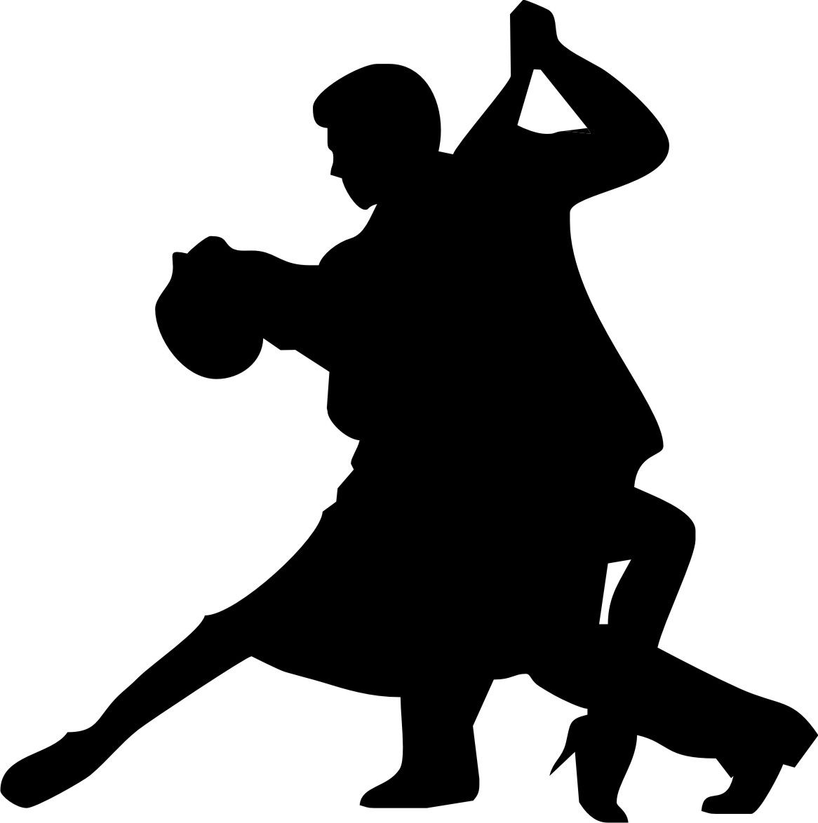 Image result for salsa dancing icon