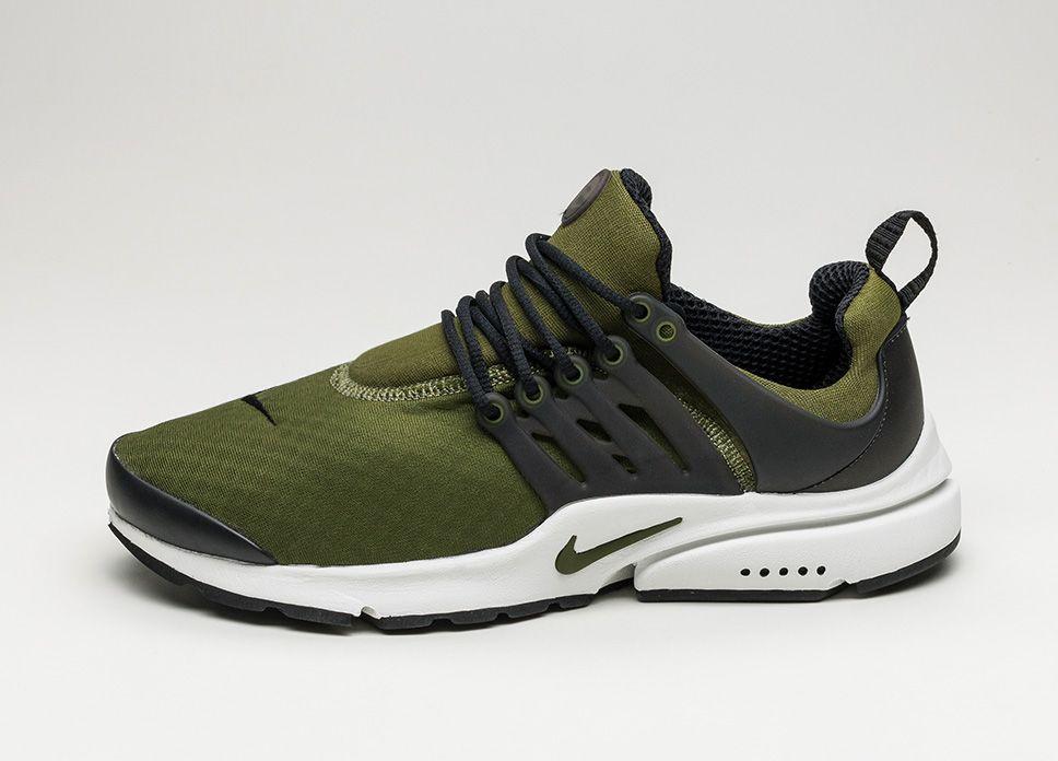 Nike Air Presto Essential (Legion Green / Legion Green – Black) #lpu #