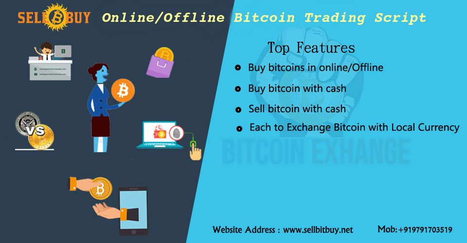 Create your own bitcoin trading business website with our