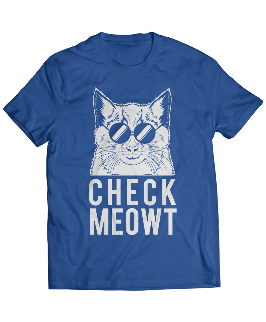 The Purrfect Cat-titude T-Shirt