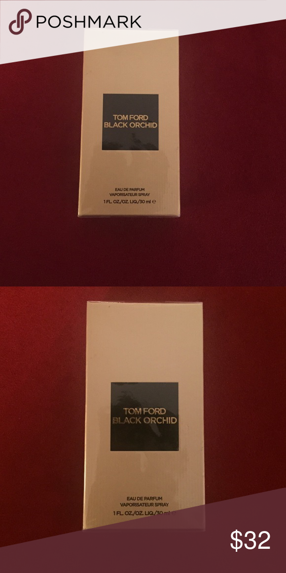 Tom ford perfume Tom ford black orchid perfume 1fl oz 30 ml brand new sealed in the box  no trade Tom Ford Other