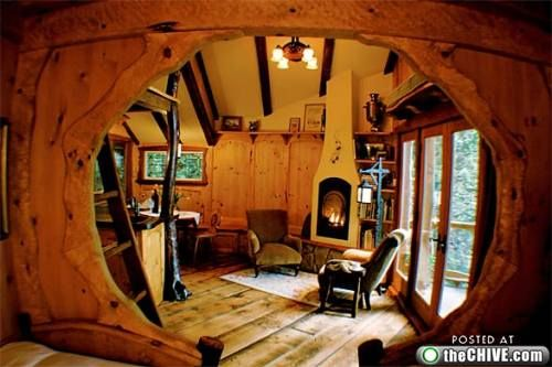 Architecture Tree House Beautiful Tree Houses Cool Tree Houses