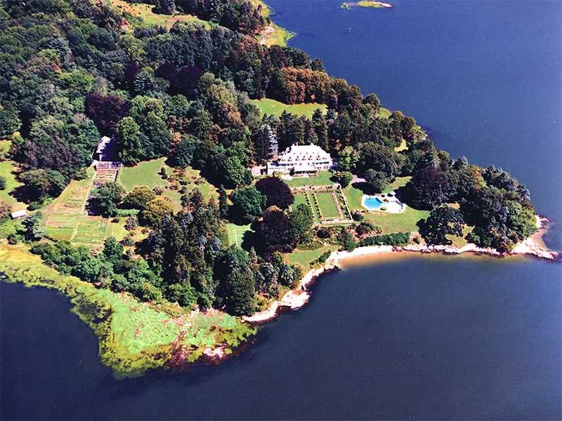 190 Million Greenwich Mansion The Most Expensive House In America 15 000 Square Foot Sits On 50 Acres Of Pristine Waterfront Property