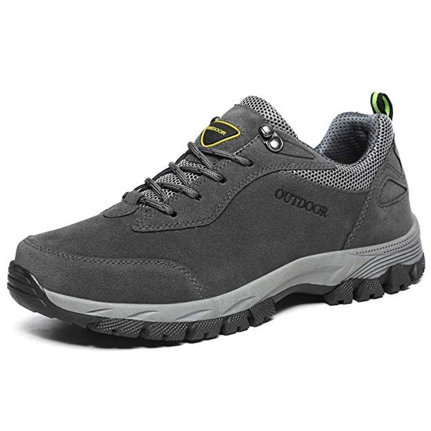 NEOKER Wanderschuhe Trekking Schuhe Herren Damen Sports