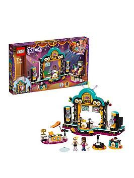 Lego Friends 41368 Andrea S Talent Show In One Colour