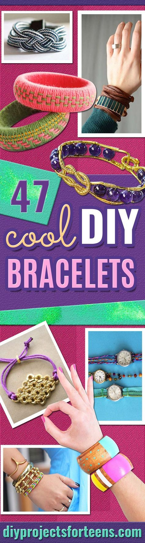 diy bracelets you could be wearing by tomorrow gift ideas
