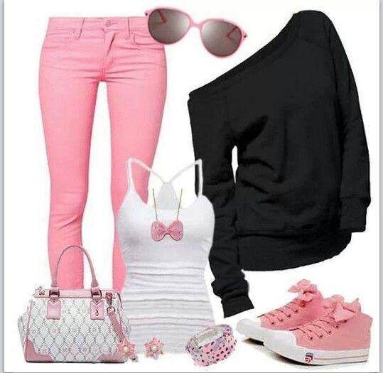 Pretty n pink..♡