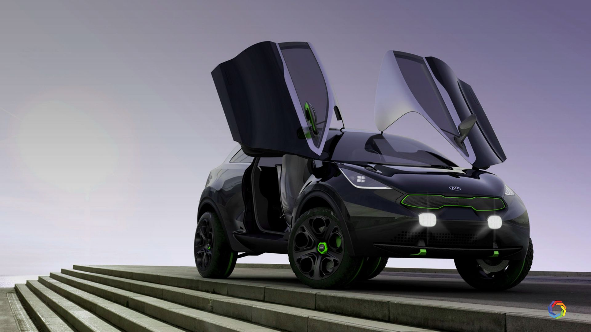 Download Kia Niro Concept Cars Wallpapers Hd Full Hd Widescreen Wallpaper Or High Definition Widescreen Wallpapers Fr Concept Cars Kia Hd Widescreen Wallpapers