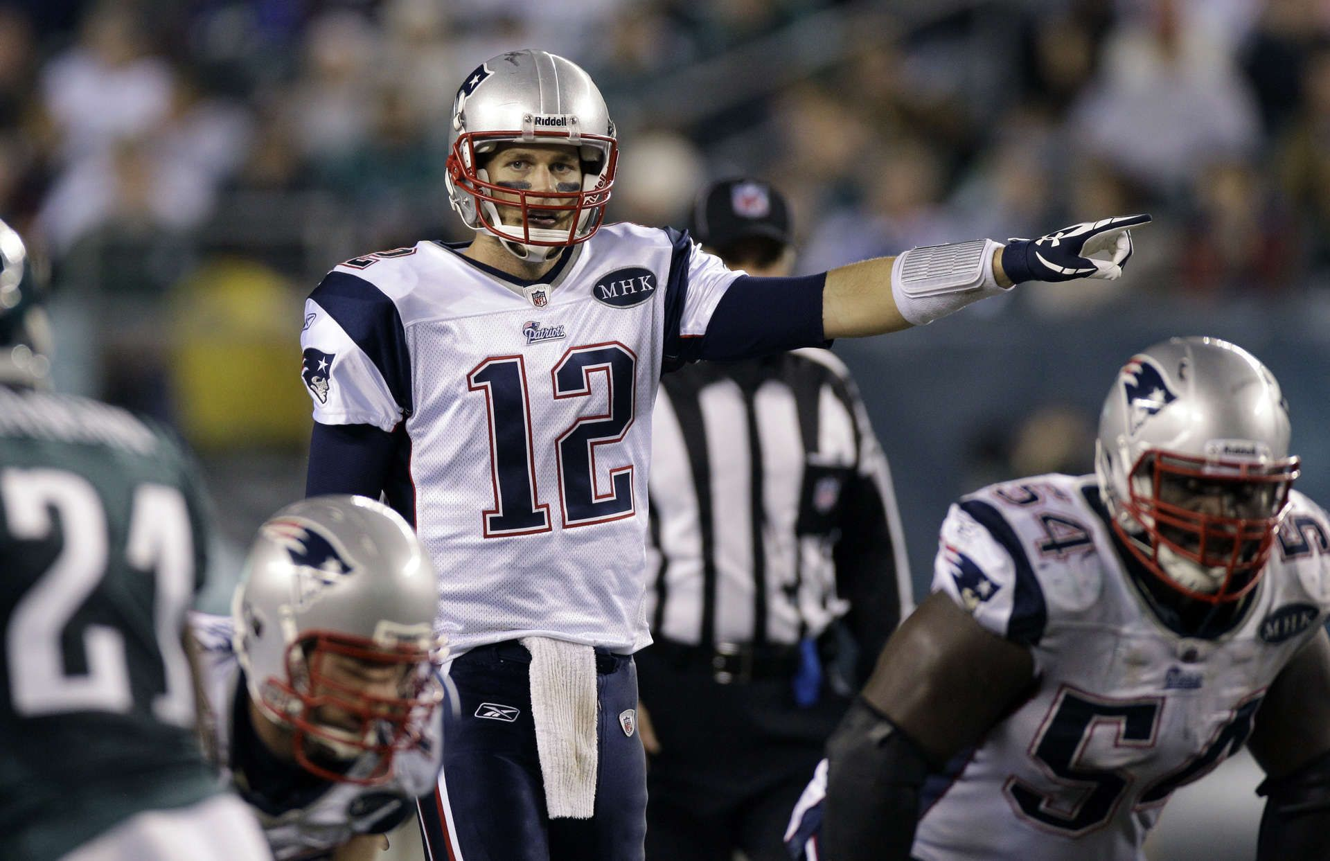 Download Tom Brady Patriots 2013 In High Quality Wallpaper