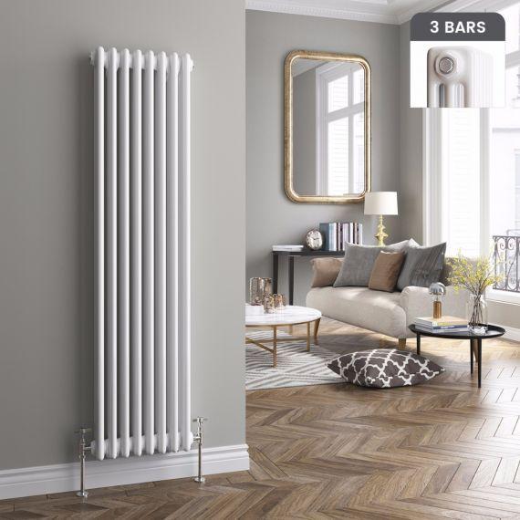 Radiator woonkamer tussenmuur  radiator  Moderne