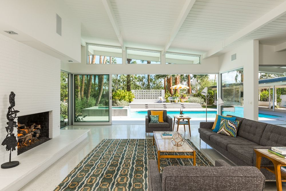 10 Dreamy Palm Springs Homes For Sale Right Now Avec Images