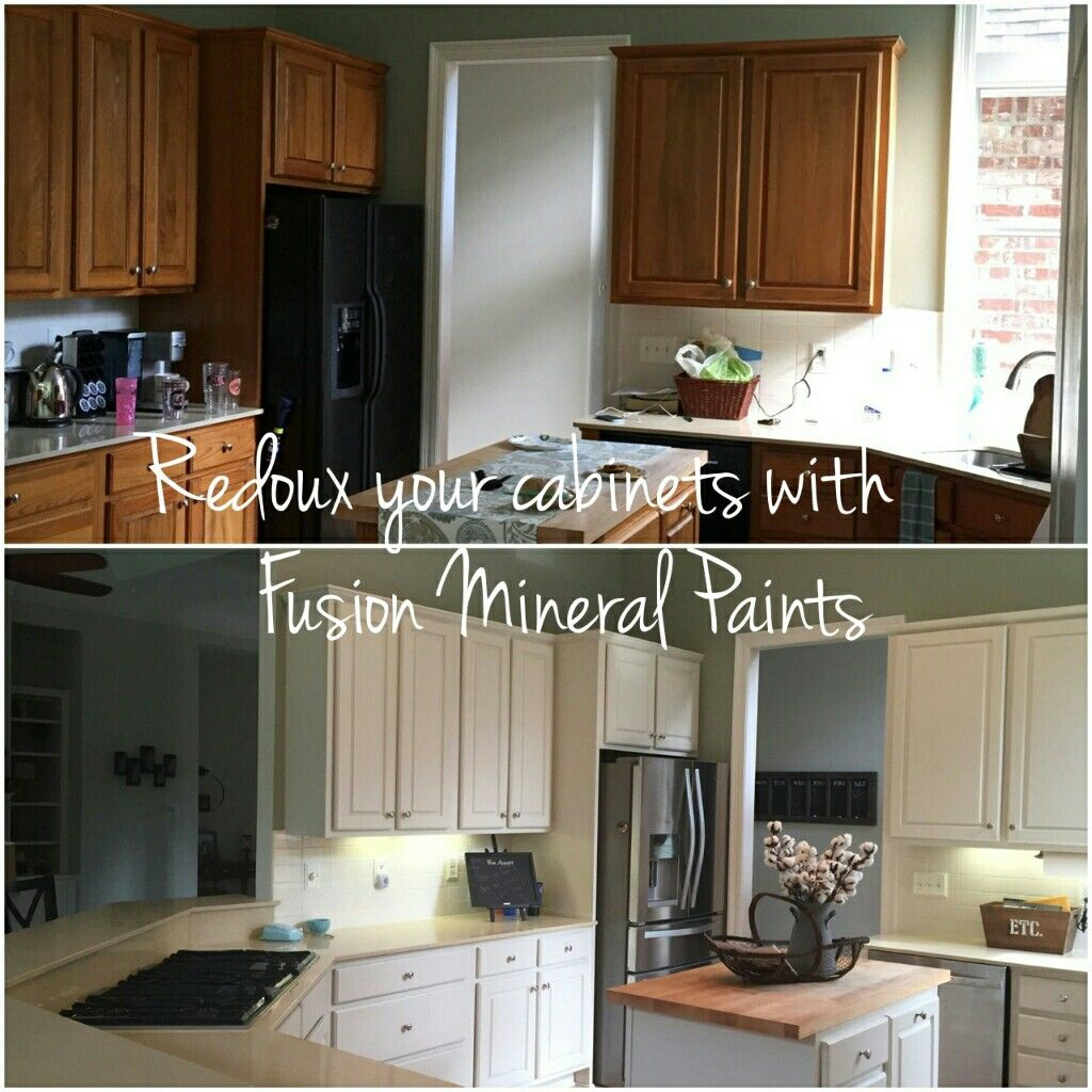 redoux your kitchen with fusion mineral paints fusion