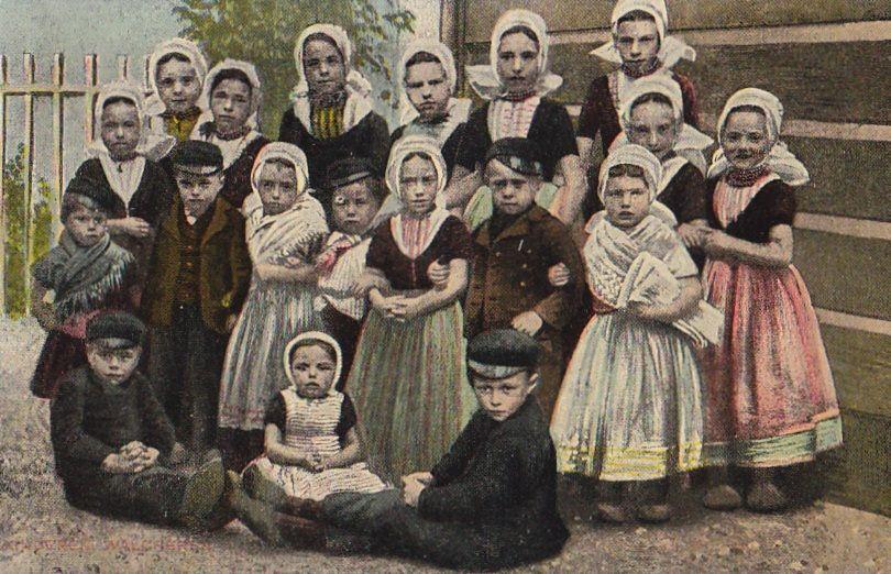 Zeeuwse kinderen