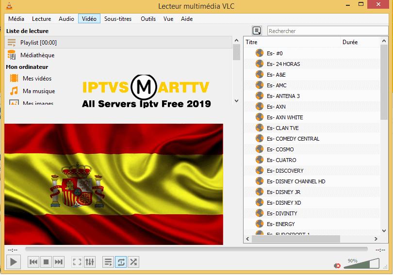 Https Www Iptvsmarttv Net Listas Iptv Spanish Gratis Canales Smarters 07 04 2019 Tv App Smart Tv Kodi