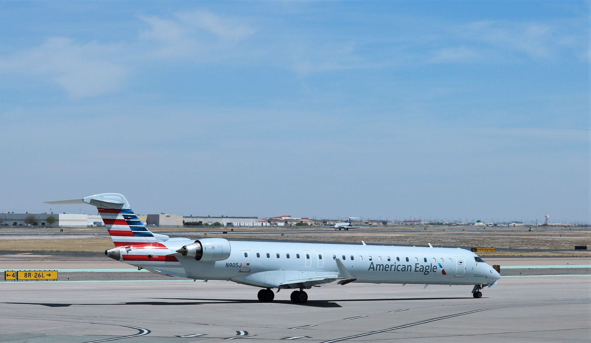 Mesa Airlines American Eagle Mesa Airlines Crj 900 Elp Eagle American