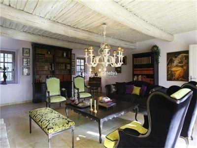 photo of the provencal mas interiors pinterest