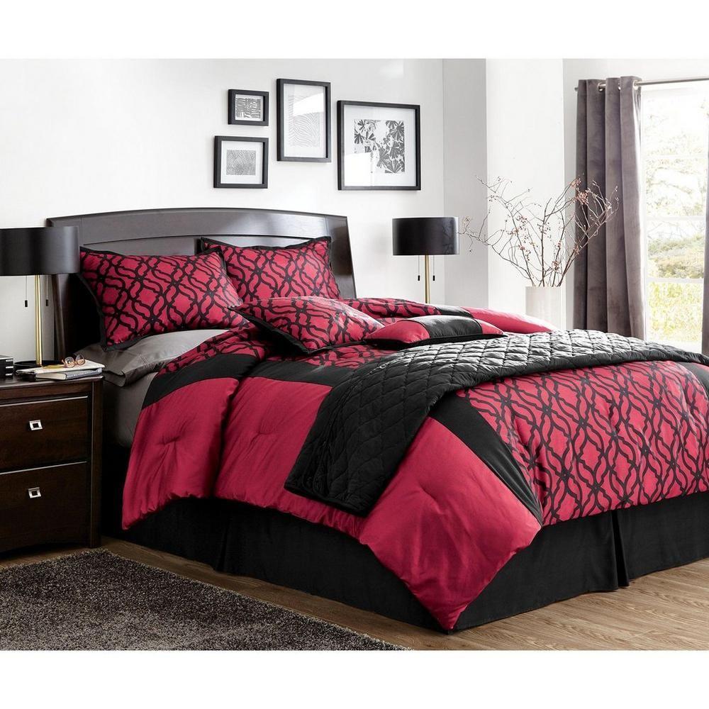 Sawyer 7piece comforter set for 24999 comforter