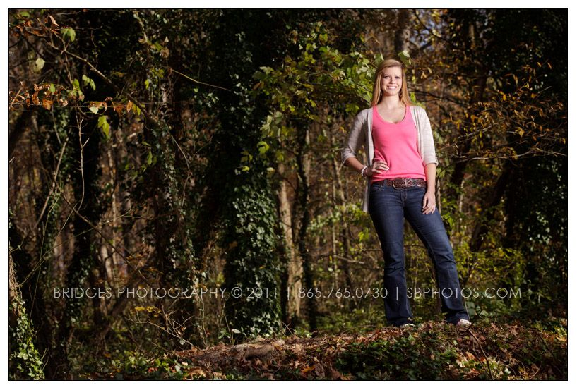 Katie | Senior Pictures | Knoxville TN