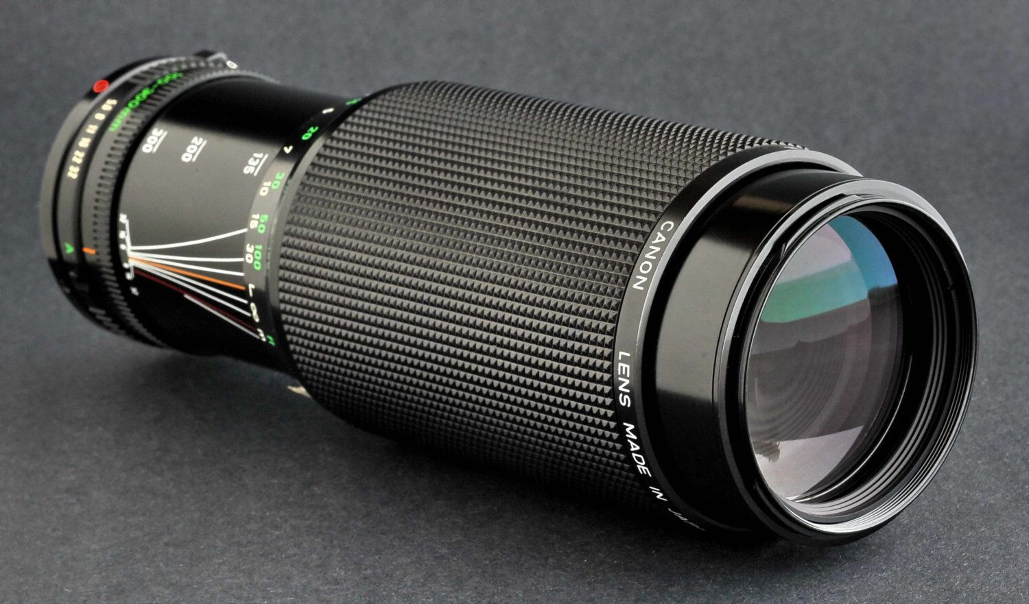 Canon New Fd 100 300mm F 5 6n Telephoto Prime Lens 4 Ae 1 A 1 Etsy Photography Gear Telephoto Zoom Lens Canon