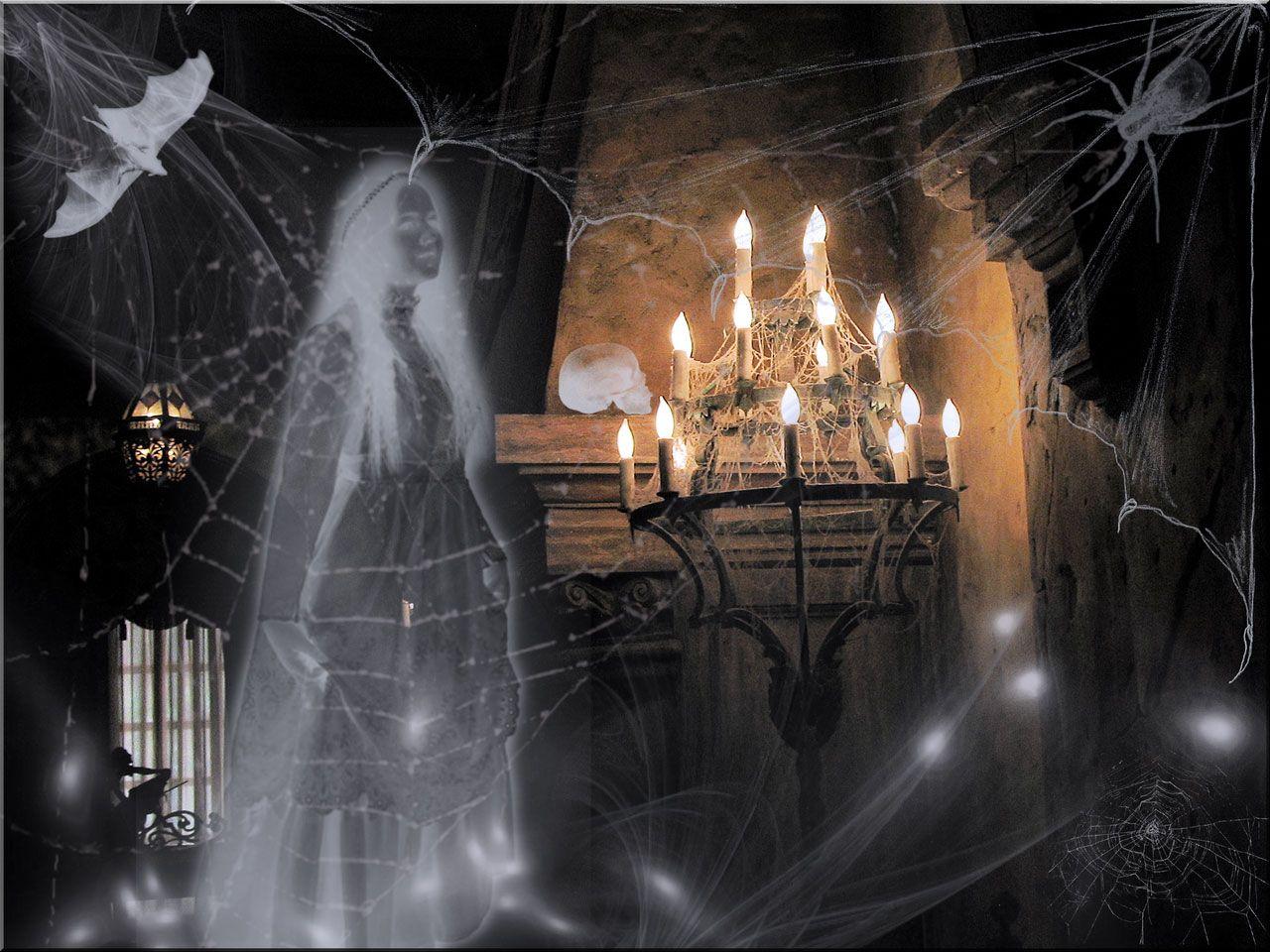 30 Scary Free Halloween Desktop Wallpapers halloween