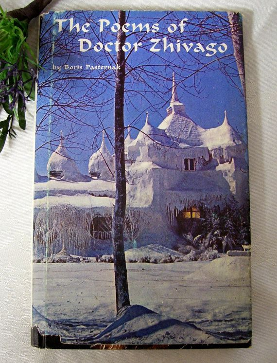 Shop Closing Take 30 Off The Poems Of Dr Zhivago By Boris