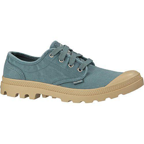 Palladium Pampa Oxford Shoes UK 11 Nordic Blue Putty -  http://buyonlinemakeup.